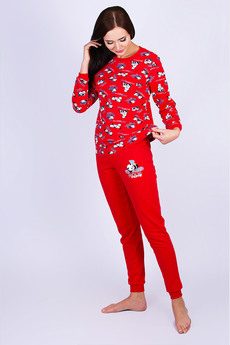 Пижама Красная Ветка